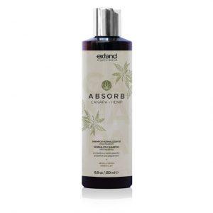 Shampoo normalizzante Absord Extend Canapa